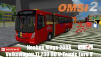 OMSI 2 – Neobus Mega 2006 Volkswagen 17.230 OD V-Tronic Euro V