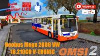 OMSI 2 – Neobus Mega 2006 VW 16.210CO V-TRONIC