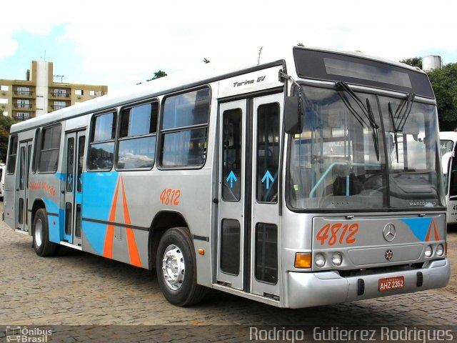 Marcopolo Torino GV - Mercedes-Benz OH-1621 L Automático