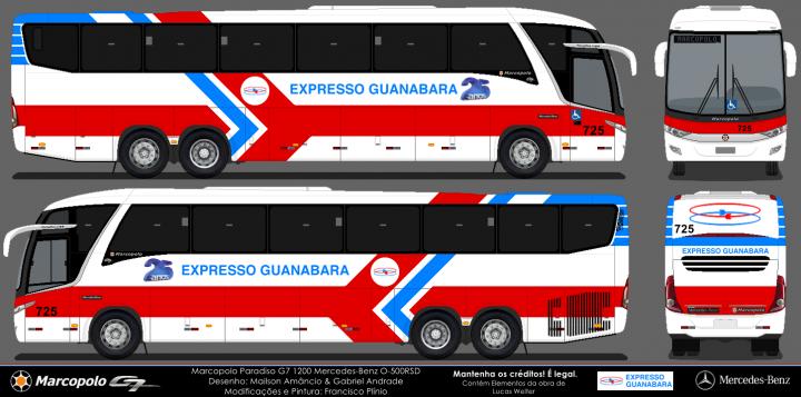 GUANABARA 725
