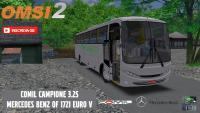 Comil Campione 3.25 Mercedes Benz Of 1721 Bluetec 5