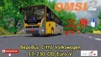 OMSI 2 – BepoBus Cittá Volkswagen 17.230 OD Euro V