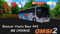 OMSI 2 – Busscar Vissta Buss 4X2 MB O400RSE