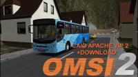 Omsi 2 Caio Apache VIP 2 MB OF-1722M (LANÇAMENTO) PARTE 1