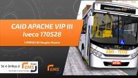 OMSI 2 – CAIO Apache Vip III Iveco 170S28  – MAPA CAMPO GRANDE 12 LINHA 103A