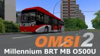(OMSI 2) CAIO Millennium BRT MB O500U [+DOWNLOAD]