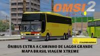OMSI 2 – LEVANDO ONIBUS EXTRA PRA LAGOA GRANDE (MAPA BRASIL VIAGEM XTREME)