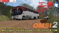 OMSI 2 – Marcopolo Paradiso G6 1200 Volvo B10M