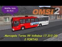 OMSI 2 – Marcopolo Torino 99 Volksbus 17 210 OD 2 PORTAS