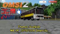 OMSI 2 – Thamco Scorpion MB OF 1315/1318 Intercity