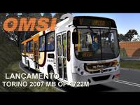 Omsi 2 Torino 2007 MB OF-1722M da Fabios (LANÇAMENTO)