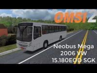 OMSI – Neobus Mega 2006 VW 15 180EOD SGK