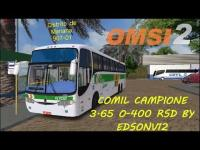 [OMSI 2] COMIL CAMPIONE 3 65 O 400 RSD BY EDSONV12