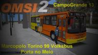 [OMSI 2] Marcopolo Torino 99 Volksbus Porta no Meio