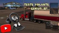 Fala galera trazendo gameplay teste com volante genius  em breve trago omsi2