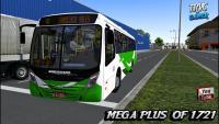 Neobus Mega Plus OF 1721 Bluetec 5 ,MAPA CG 12 SKIN SÃO JOSE RJ