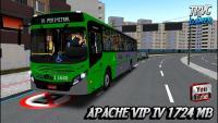 [OMSI 2] CAIO APACHE VIP IV Mercedez Benz 1724 ,MAPA CAMPO GRANDE 13