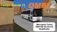 [OMSI 2] Marcopolo Torino 1999 VW 16 210 CO Qualificado