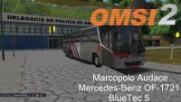 OMSI 2 Marcopolo Audace Mercedes Benz OF 1721 BlueTec 5