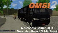 OMSI 2 – Marcopolo Senior 2000 Mercedes Benz LO 914 Truck