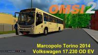 [OMSI 2] Marcopolo Torino 2014 Volkswagen 17 230 OD EV