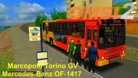 (OMSI 2) Marcopolo Torino GV Mercedes-Benz OF-1417