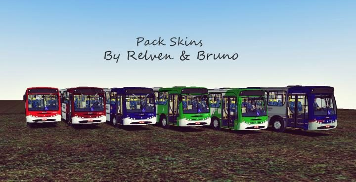 Pack skins