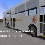 """Portas Independentes  E Sistema """"Anjo da Guarda"""""""