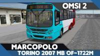 Explorando o Mapa Cidade do Porto #4 – Marcopolo Torino 2007 MB OF-1722M L261