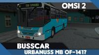 Gameplay Urbanuss MB OF-1417 no Mapa Mobenica na linha 90
