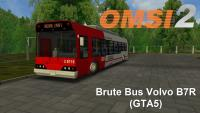 OMSI 2 Brute Bus Volvo B7R GTA5