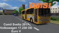OMSI 2 Comil Svelto 2017 Volkswagen 17 230 OD Euro V