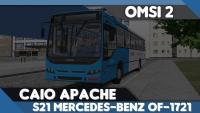 OMSI 2 – Explorando o Mapa Cidade do Porto #3 – Caio Apache S21 MB OF-1721 L196