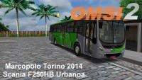 OMSI 2 Marcopolo Torino 2014 Scania F250HB Urbano
