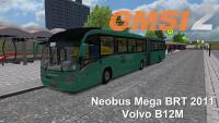 OMSI 2 Neobus Mega BRT 2011 Volvo B12M