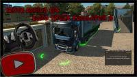 TESTE Volante Genius Euro Truck Simulator 2