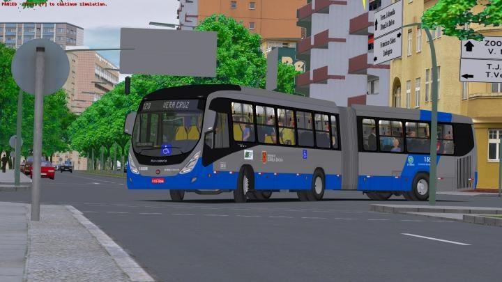 Modinho Panel, Sons e Câmbios Viale BRT O500MA