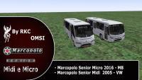 Marcopolo Pack – OMSI 1e2
