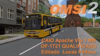 OMSI 2 CAIO Apache Vip 1 MB OF 1721 QUALIFICADO Editado Lucas Pelloso II