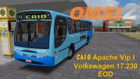 OMSI 2 CAIO Apache Vip I Volkswagen 17 230 EOD
