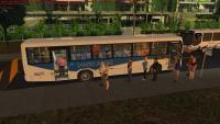OMSI 2 – Linha 012 no mapa Vilarejo!