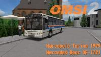 OMSI 2 Marcopolo Torino 1999 Mercedes Benz OF 1721