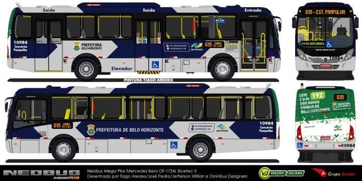 Neobus Mega Plus MBB OF-1721 BT5 CBHNP619 b1