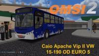 OMSI 2 Caio Apache Vip II VW 15 190 OD EURO 5