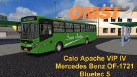 OMSI 2 Caio Apache VIP IV Mercedes Benz OF 1721 Bluetec 5