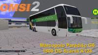 OMSI 2 DEU RUIM Com Marcopolo Paradiso G6 1800 DD Scania K124