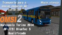 OMSI 2 Marcopolo Torino 2014 OF 1721 BlueTec 5 Qualificado