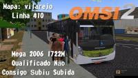 OMSI 2 Mega 2006 1722M Qualificado Não Consigo Subiu Subida