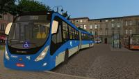 Marcopolo Viale BRT MB O500MDA no mapa Podmiejska