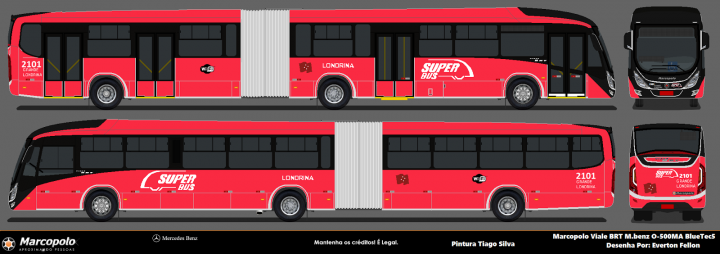 Viale BRT O-500MA Emprea TGG